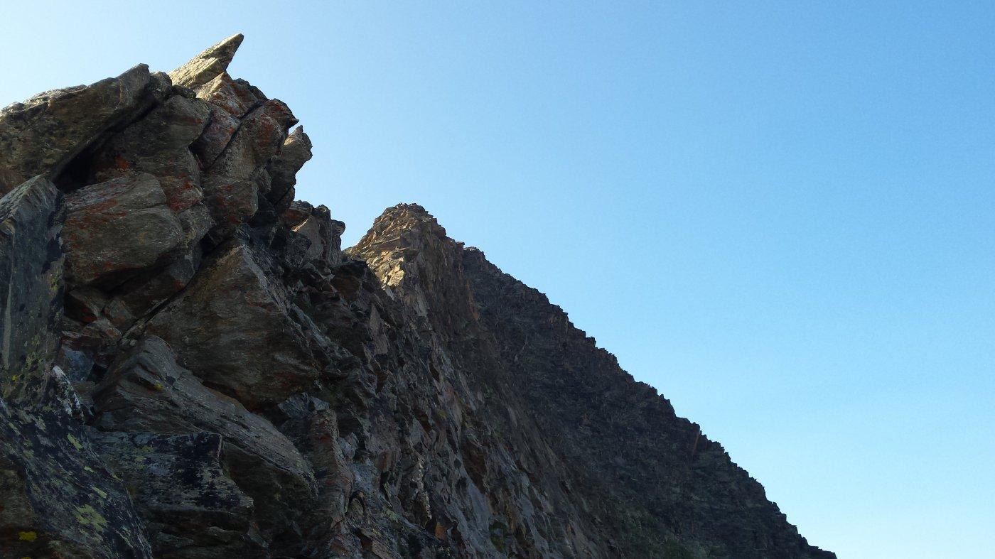 Arolla (Colle dell') da Lillaz, anello valloni di Valeille e Bardoney 2015-07-14
