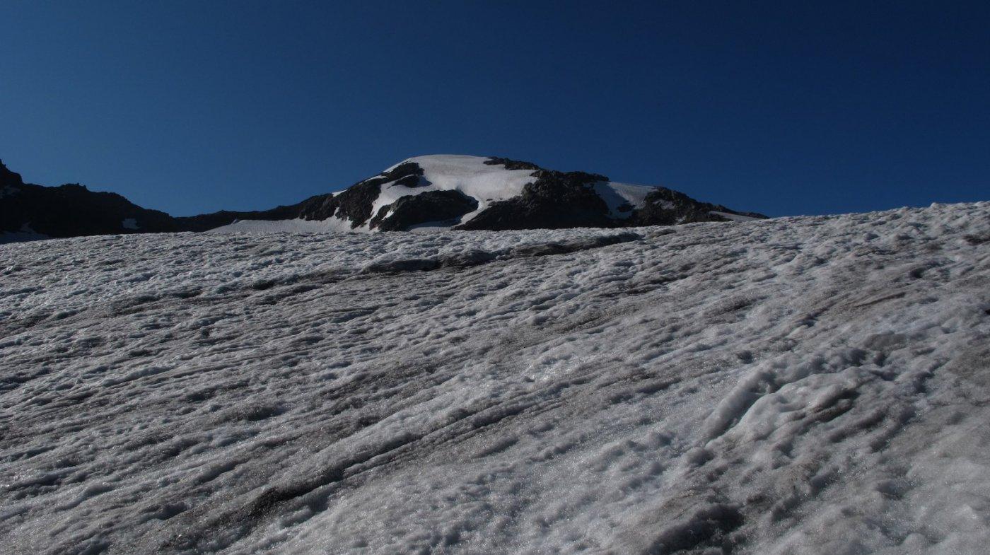 Inizio ghiacciaio