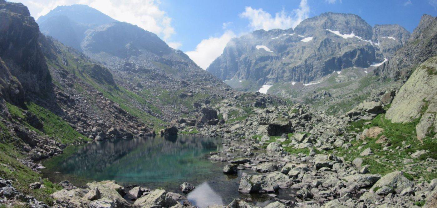 Lago verde inferiore