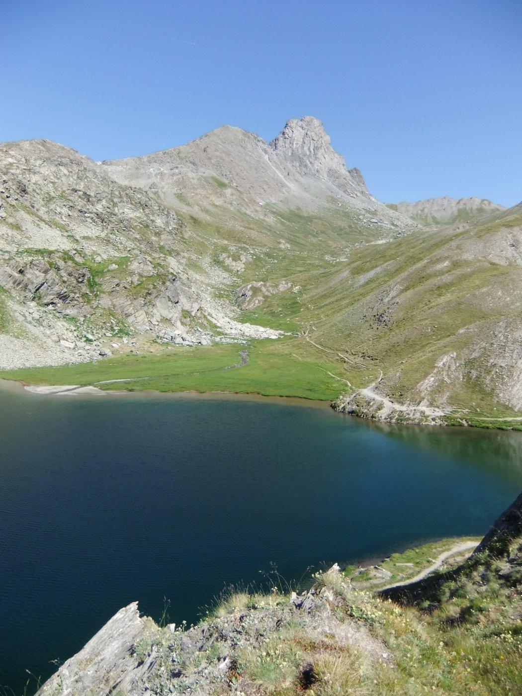 Lago Blu e Roc la Niera