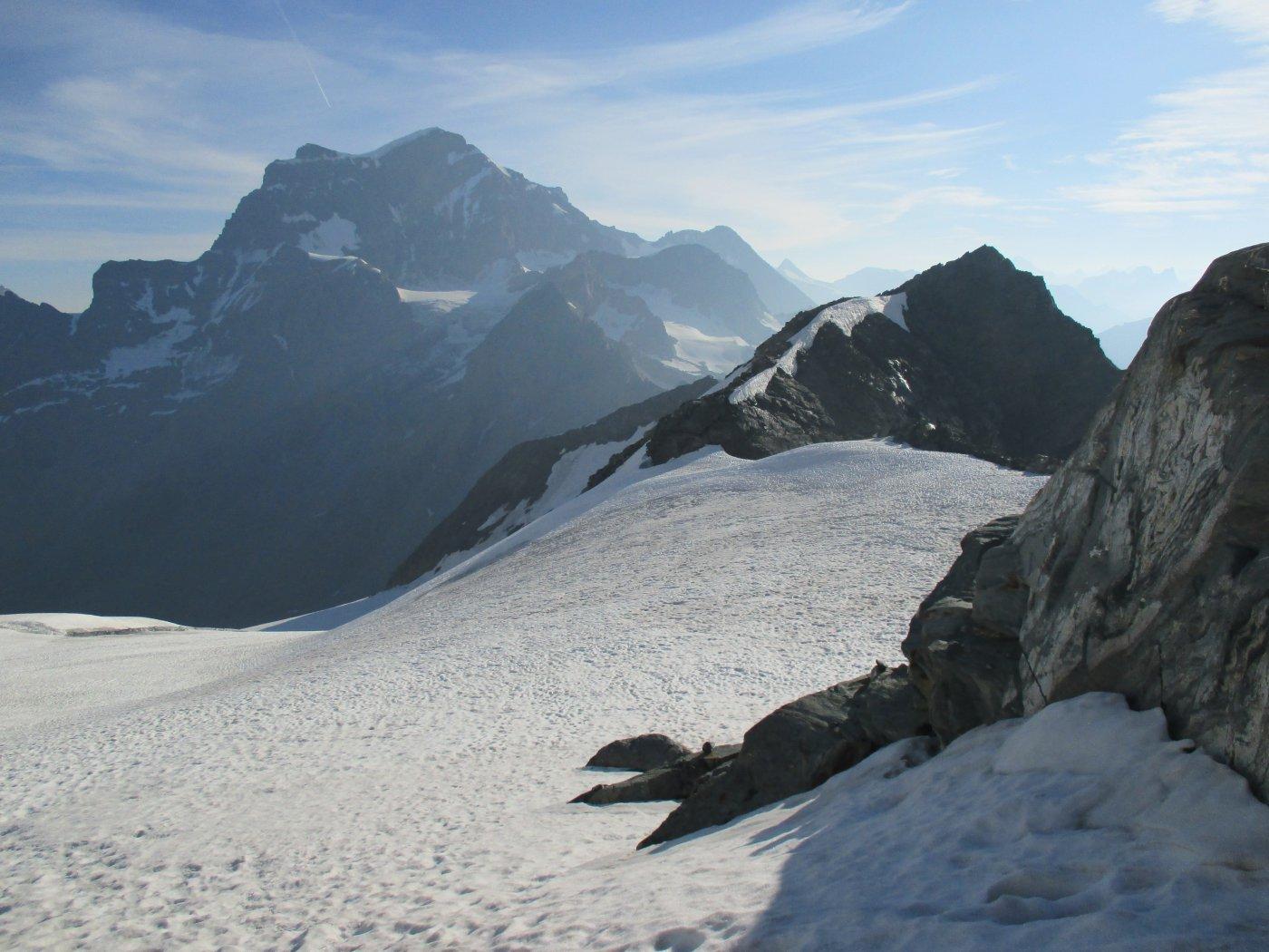 Velan (Mont) Via Normale da Ollomont 2015-07-16
