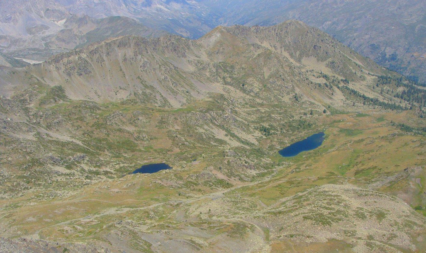 lac de cristol dalla punta