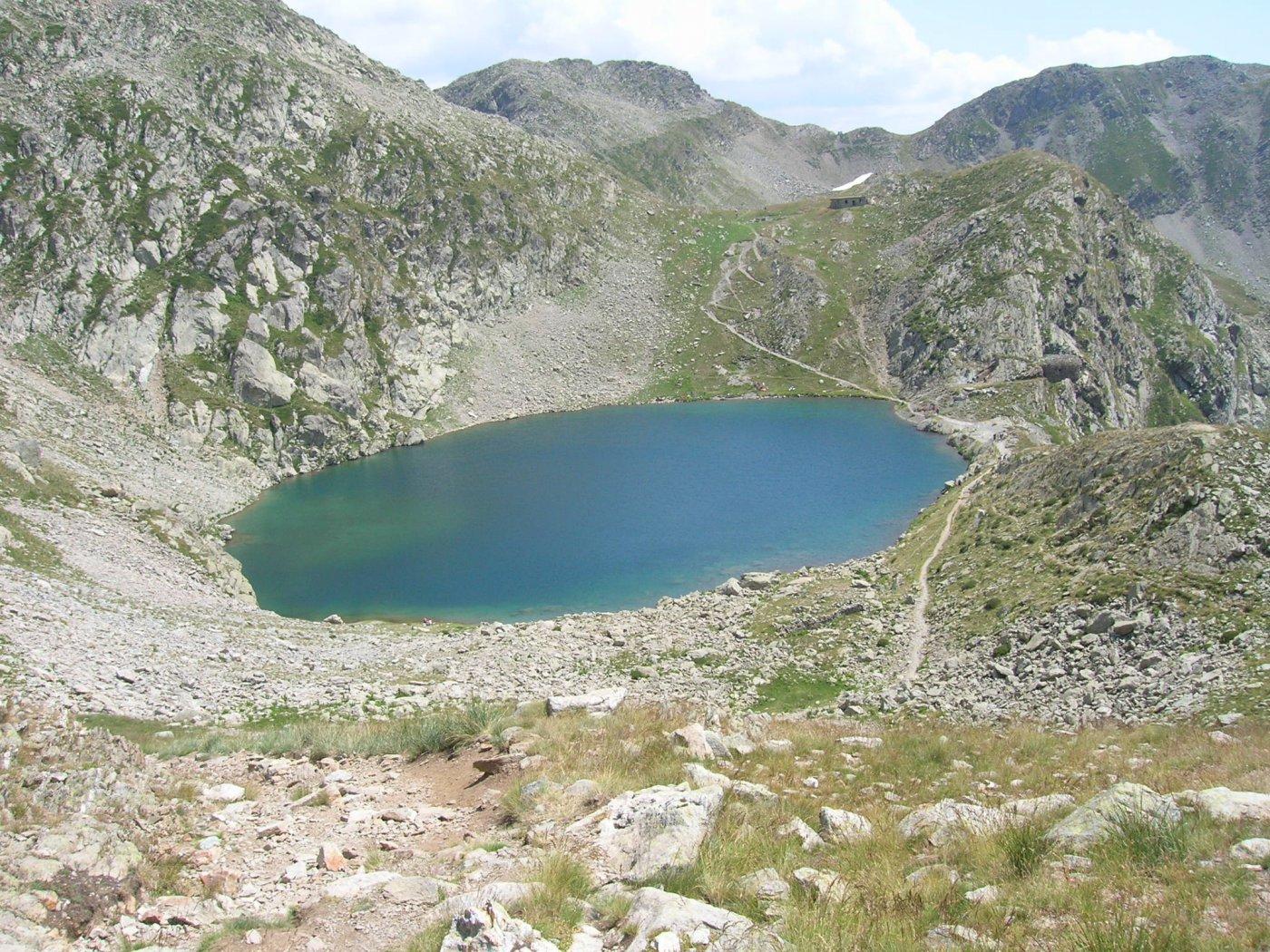 Lac Sup. du Lausfer