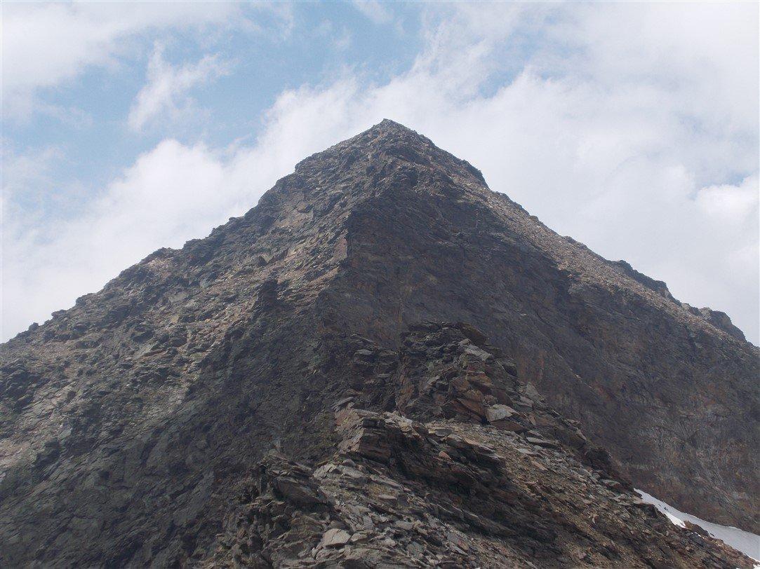 Puntone dei  Fracion (cresta S)