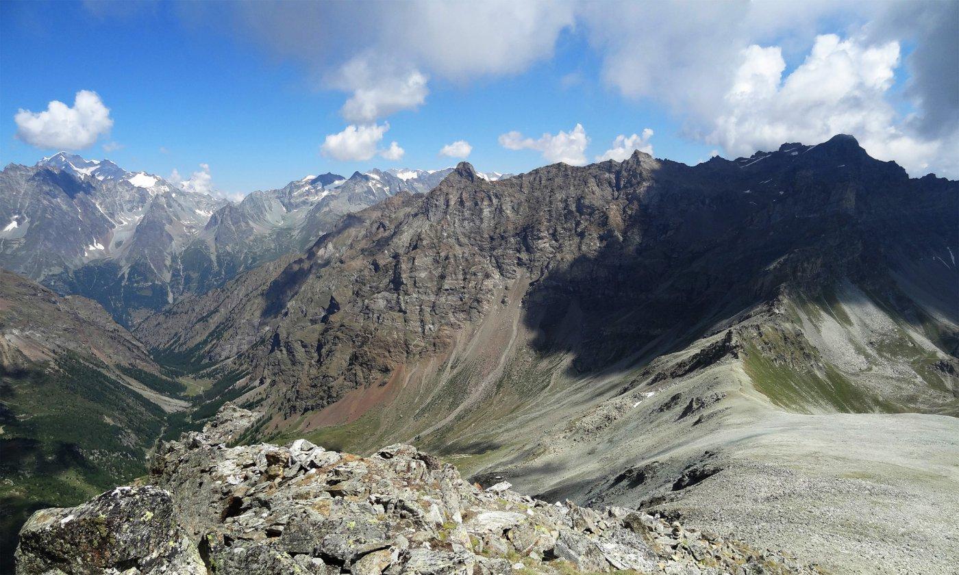 Faroma (Monte) Via Normale dalla Valpelline 2015-07-20