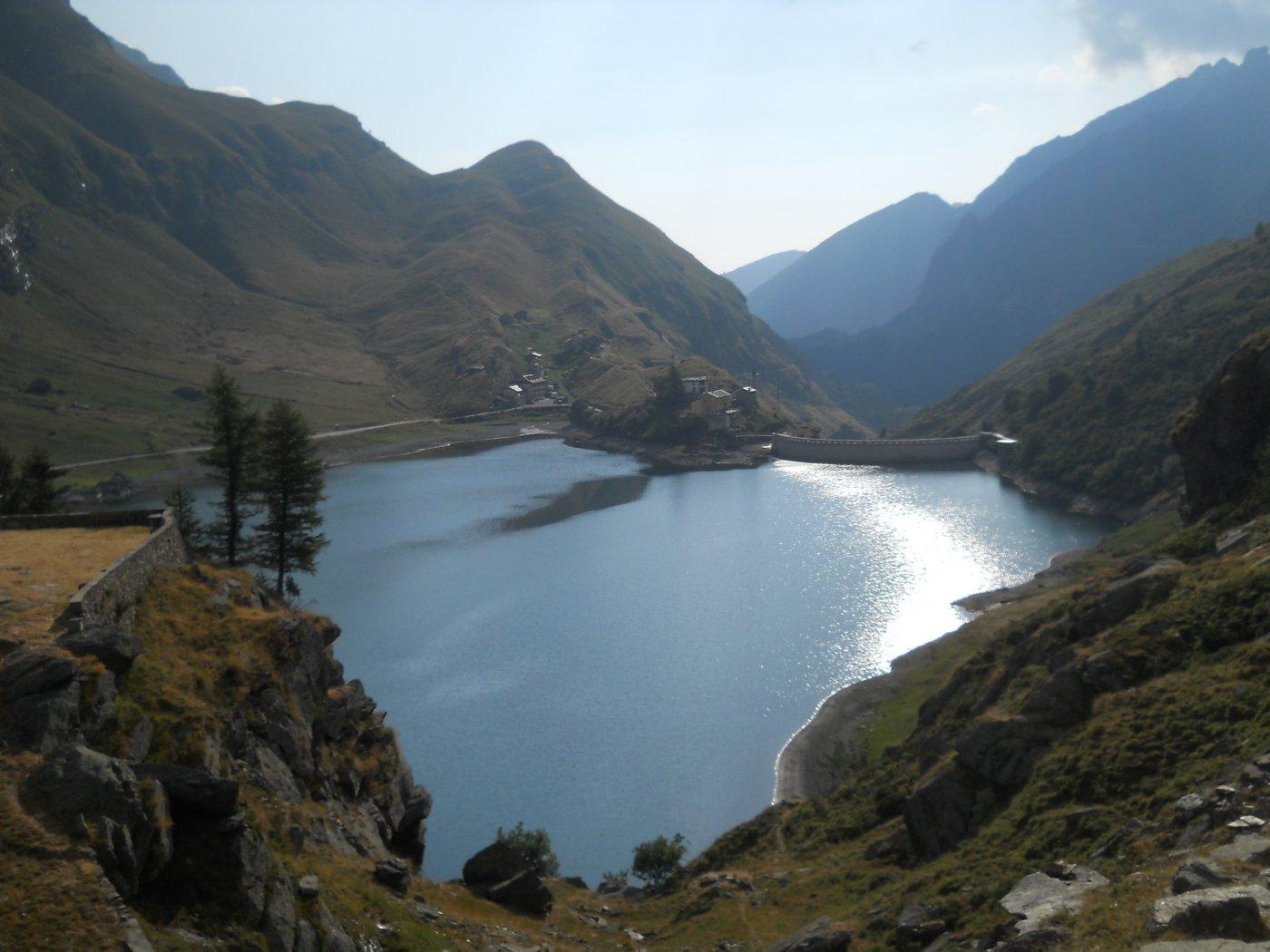 il lago di malciausia
