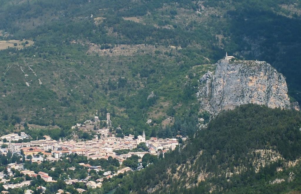 Castellane e la Rocca