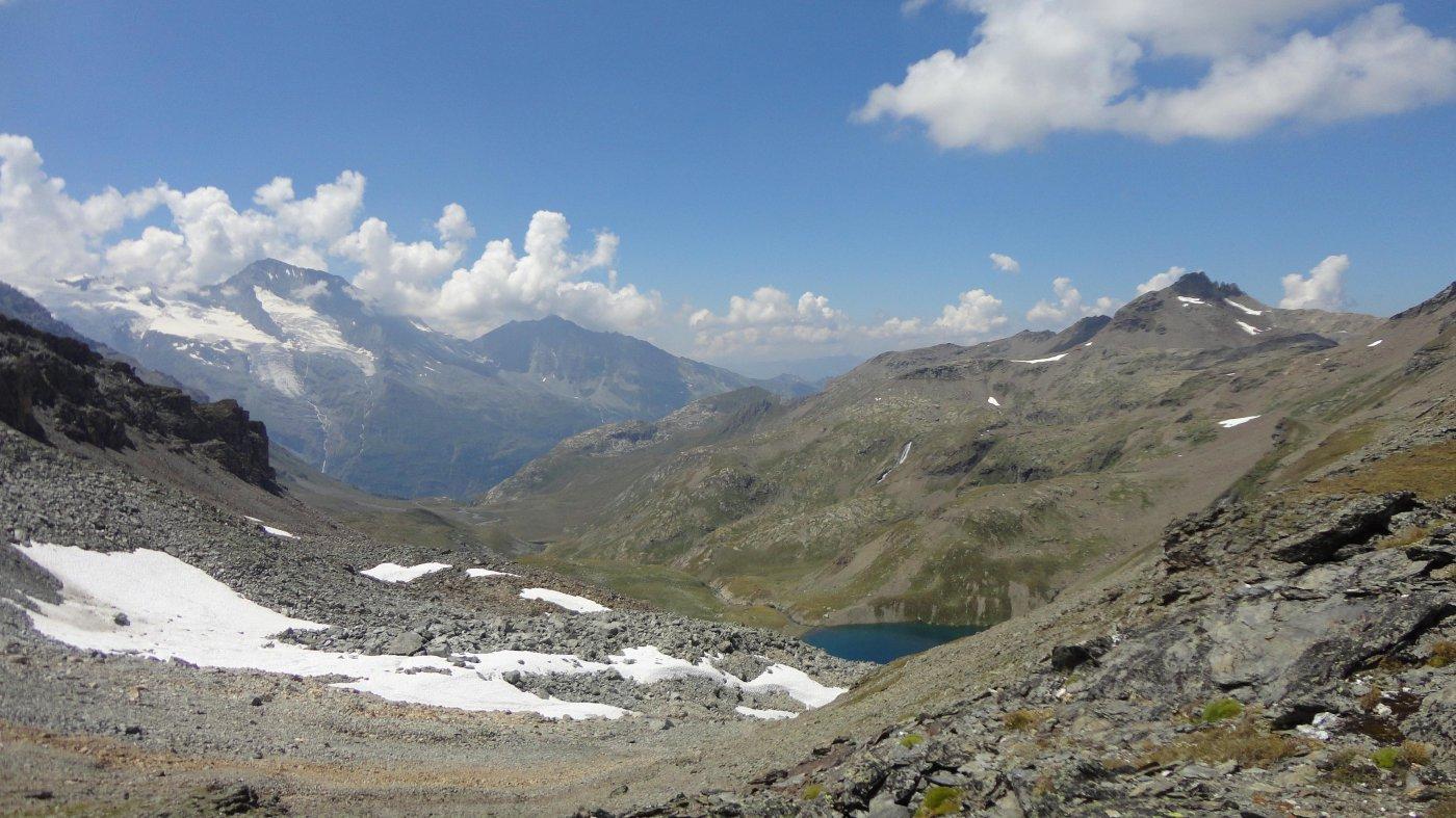 al passo Lac Noir