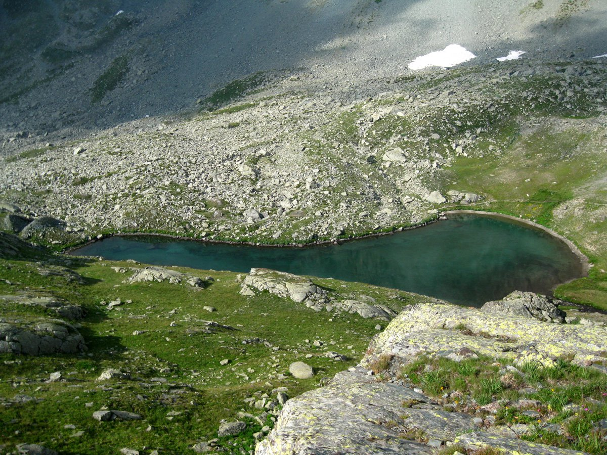 Lago di Pellegrina