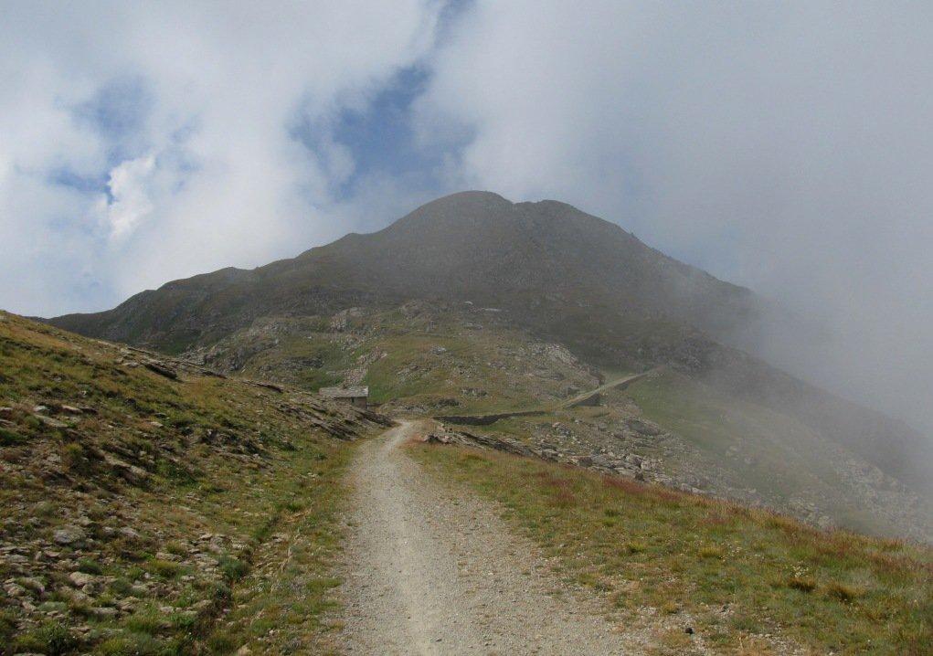 La cima Ciantiplagna.
