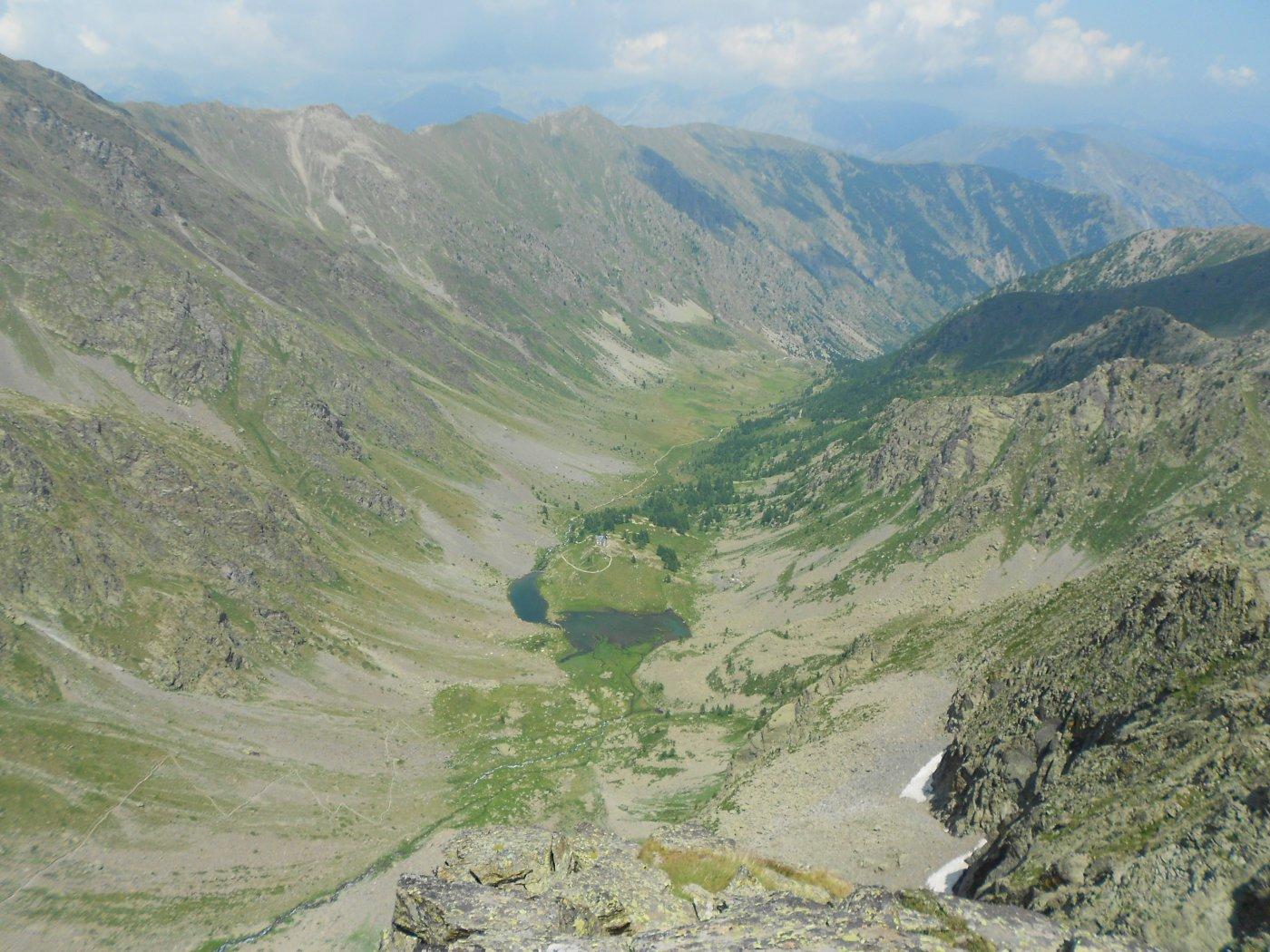 Gioffredo (Punta, anticima 2739 m) via Andrea Noè 2015-07-21