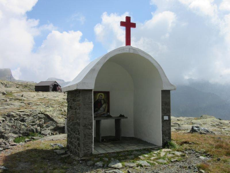 Cappella dedicata a San Camillo