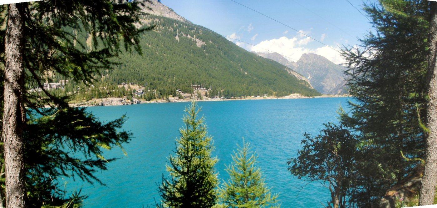 Lago di Ceresole.