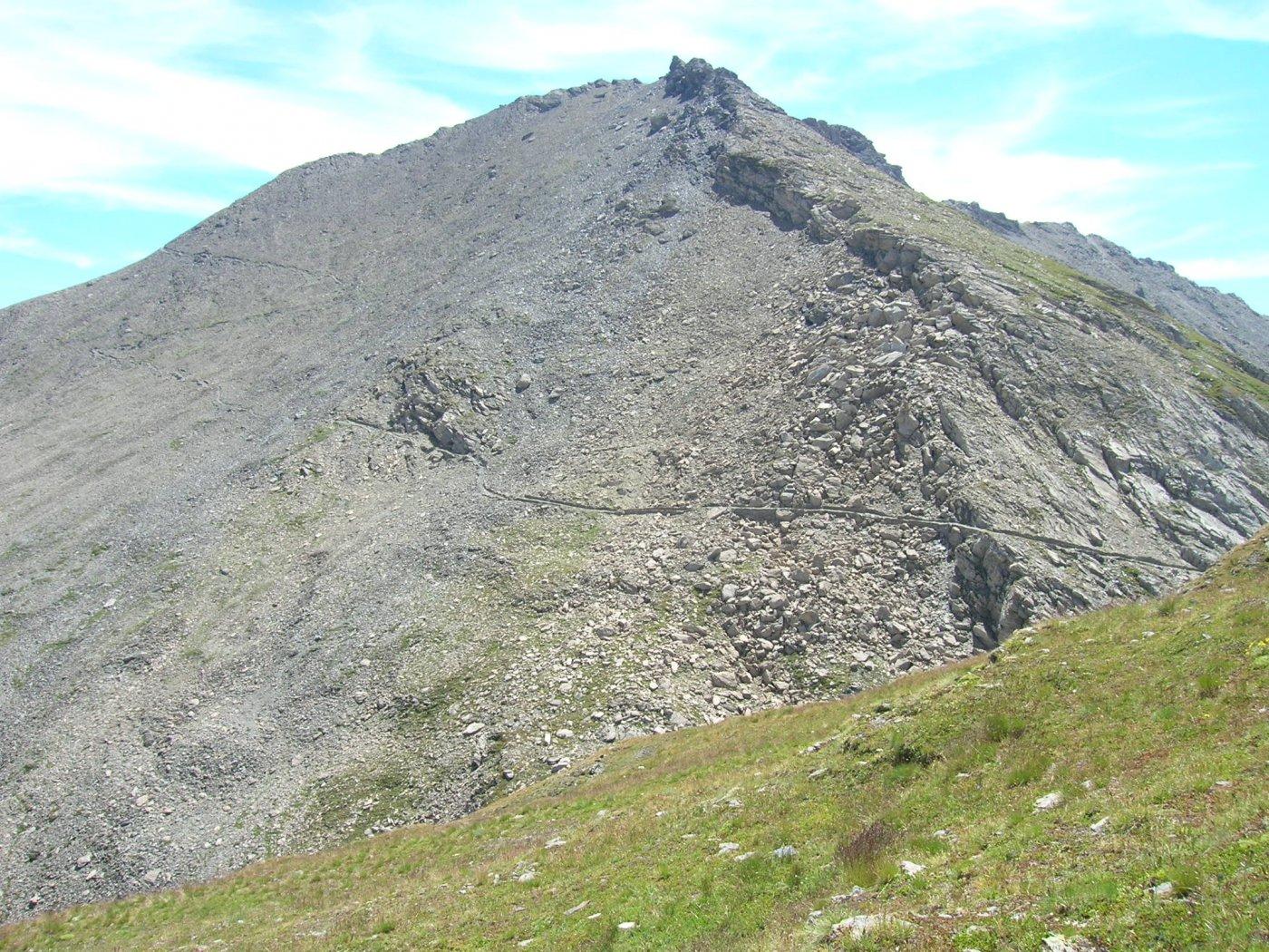 Sentiero VII° Alpini al Ruetas