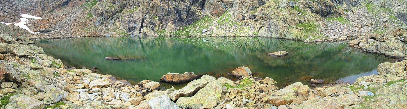 Il lago del Ru