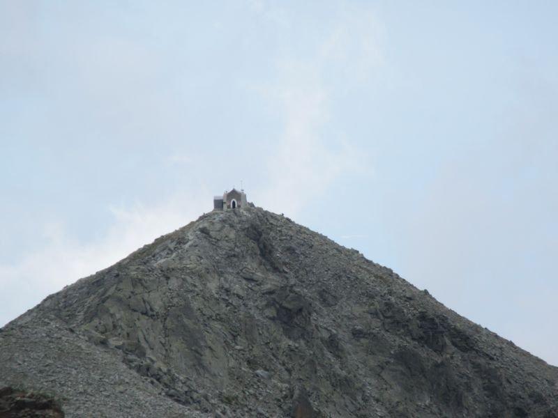 Zoom sul Monte Robinet