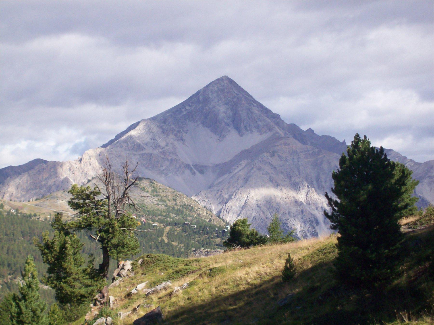 Monte Chaberton 3131m
