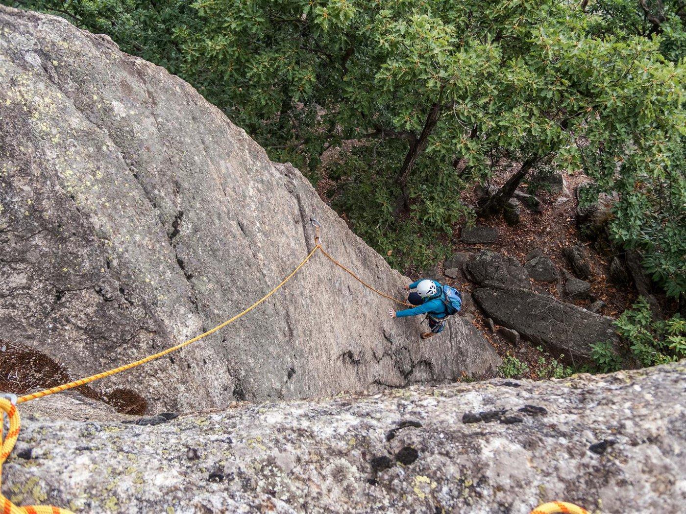 Sbarua (Rocca) Cresta dei Maya 2015-07-31