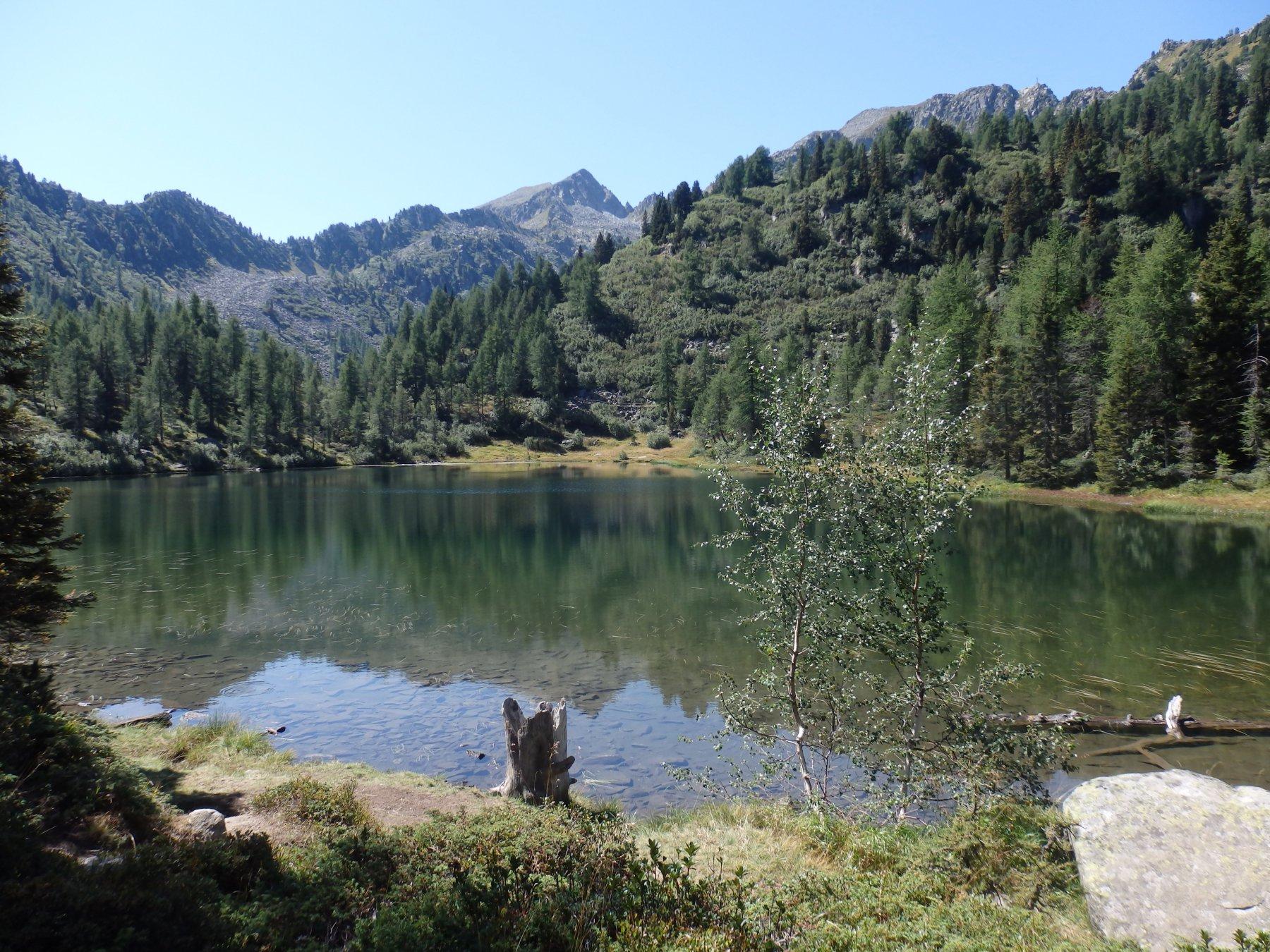 Lago del Malghetto