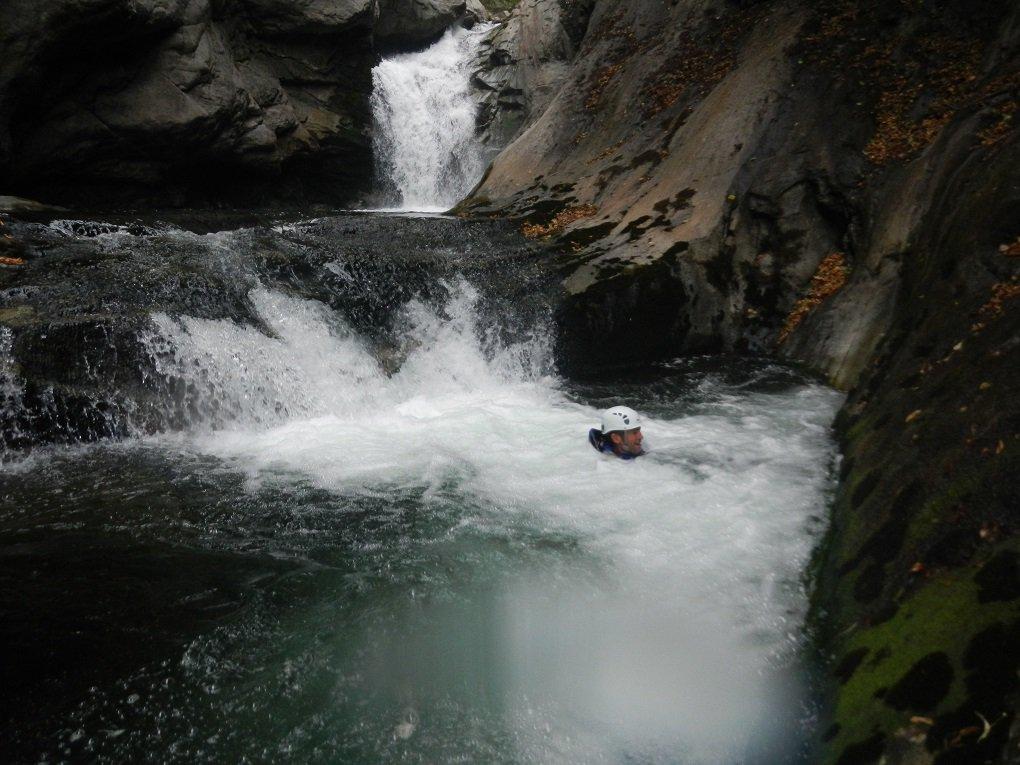 movimenti in acque vive