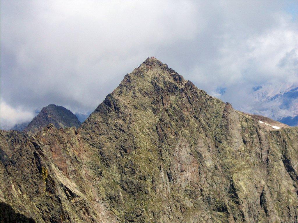 Becco Alto dell'Ischiator ,dalla cima