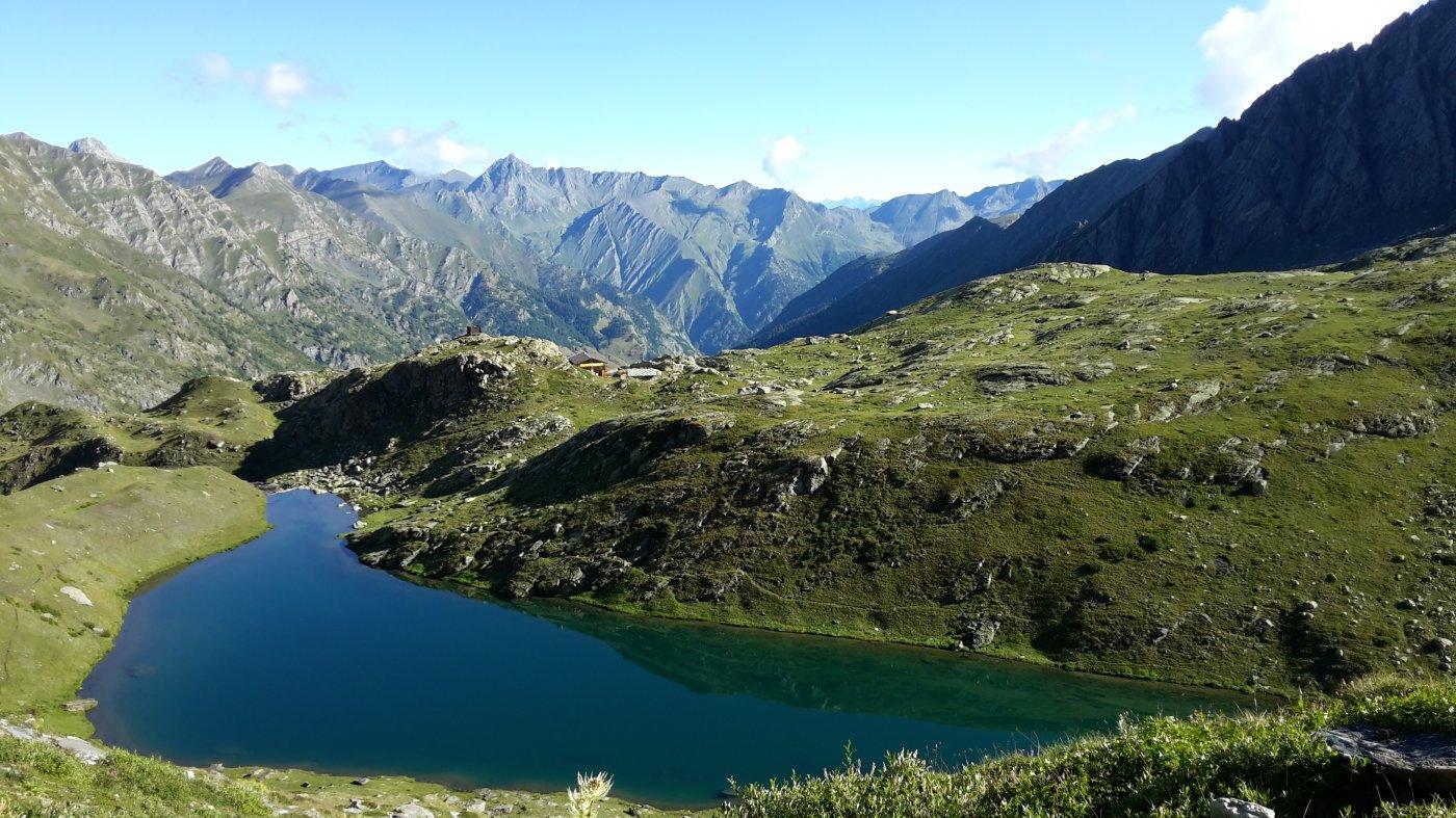 lago Granero e rifugio