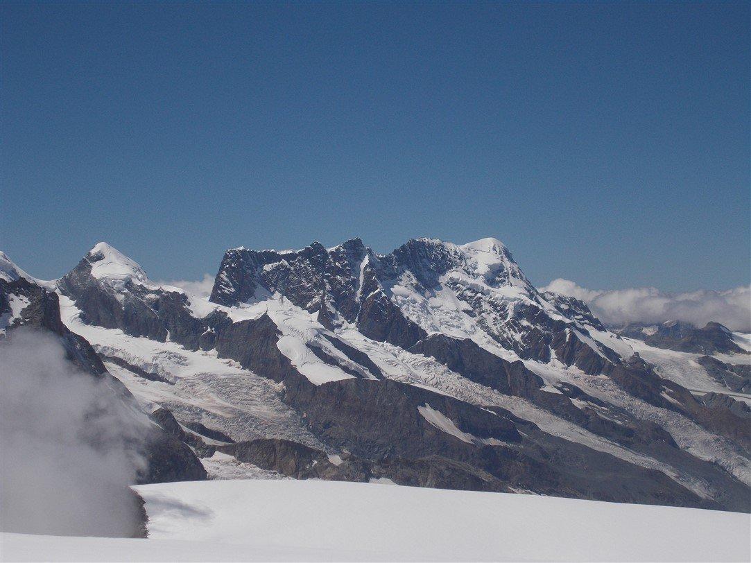 La Cresta Polluce-Breithorn