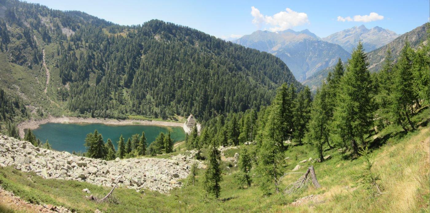 Lago Vargno