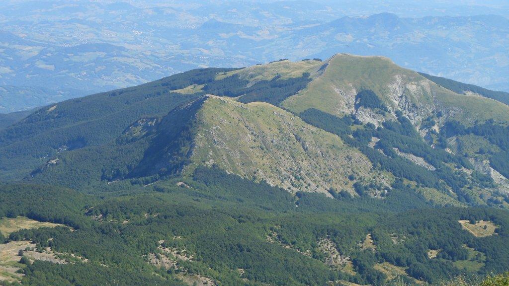 Passo Cisa, monte Cisa e monte Prampa