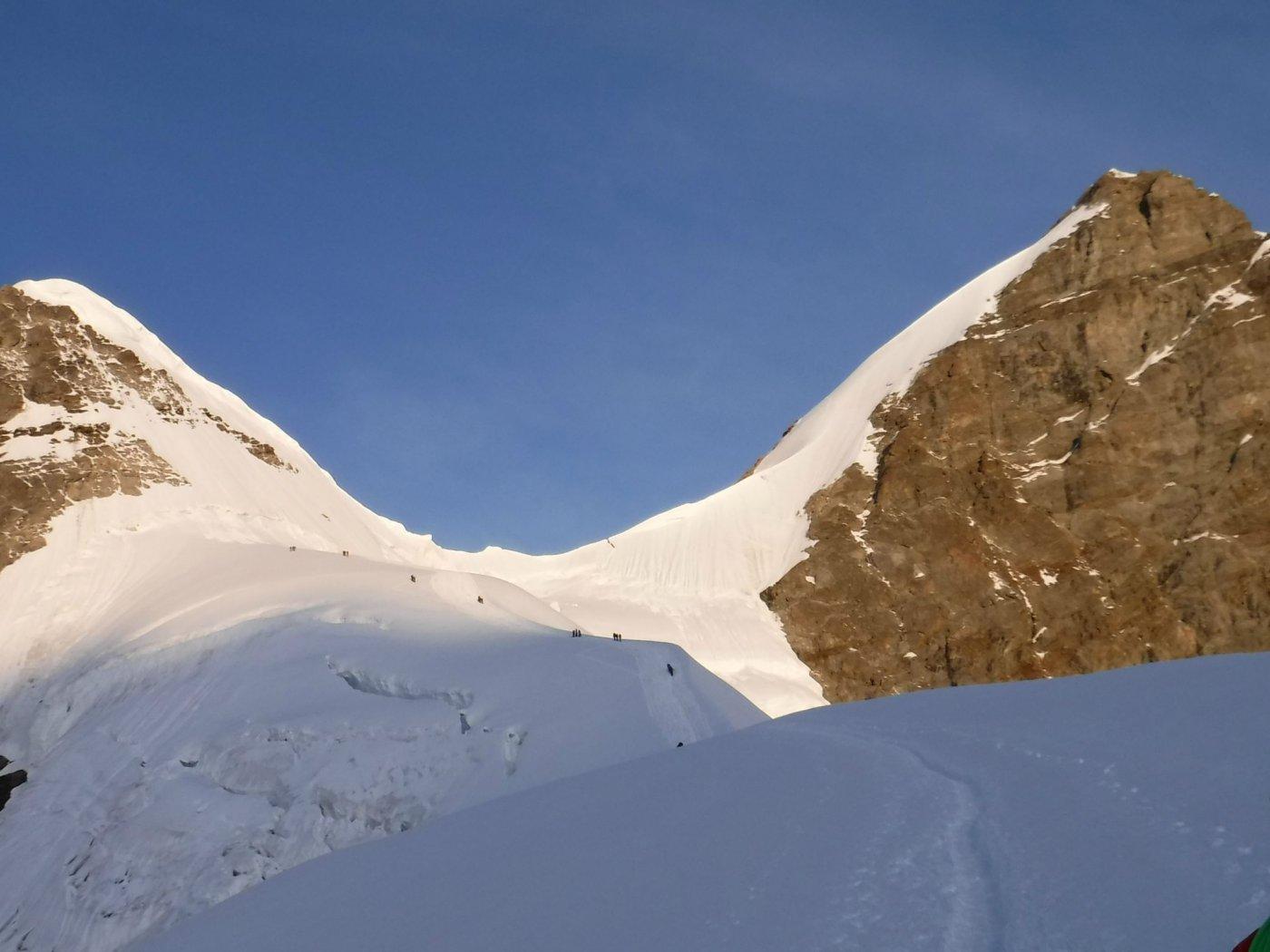 crinale nevoso del Rottalsporn