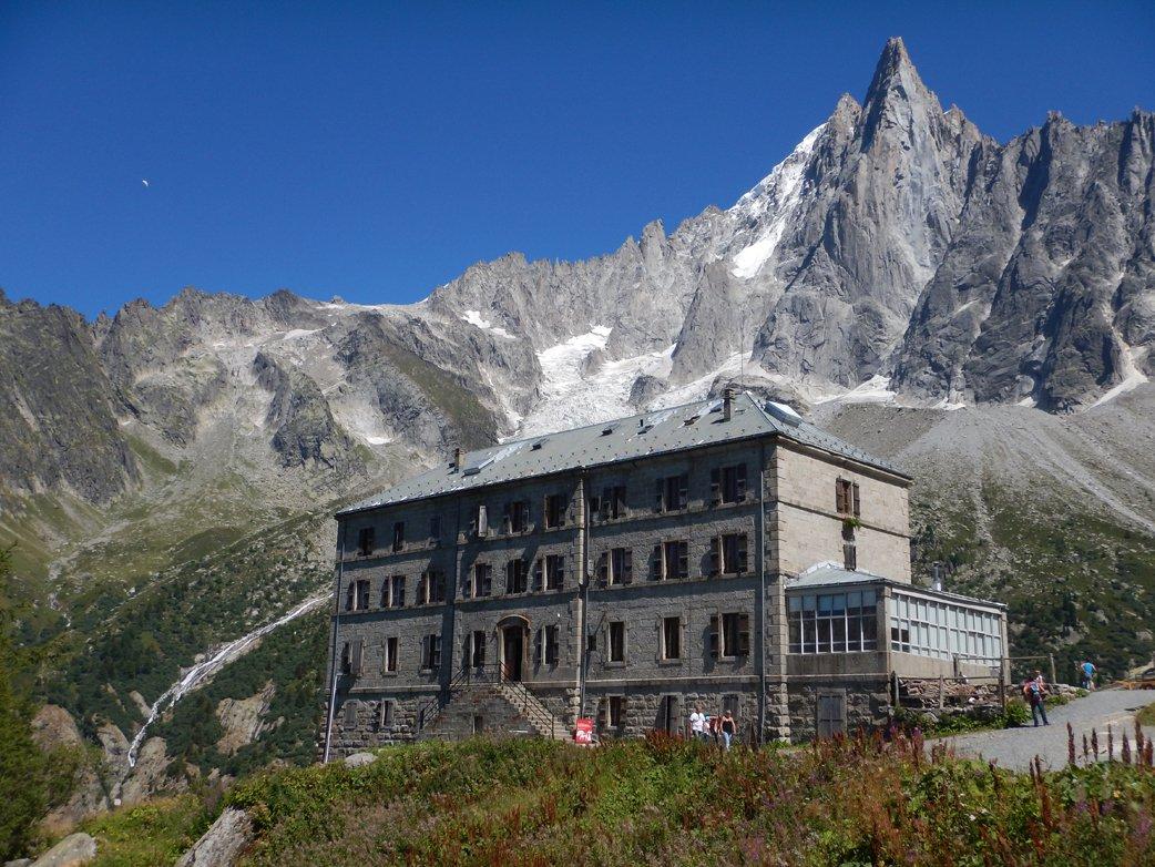 Hotel du Montenvers
