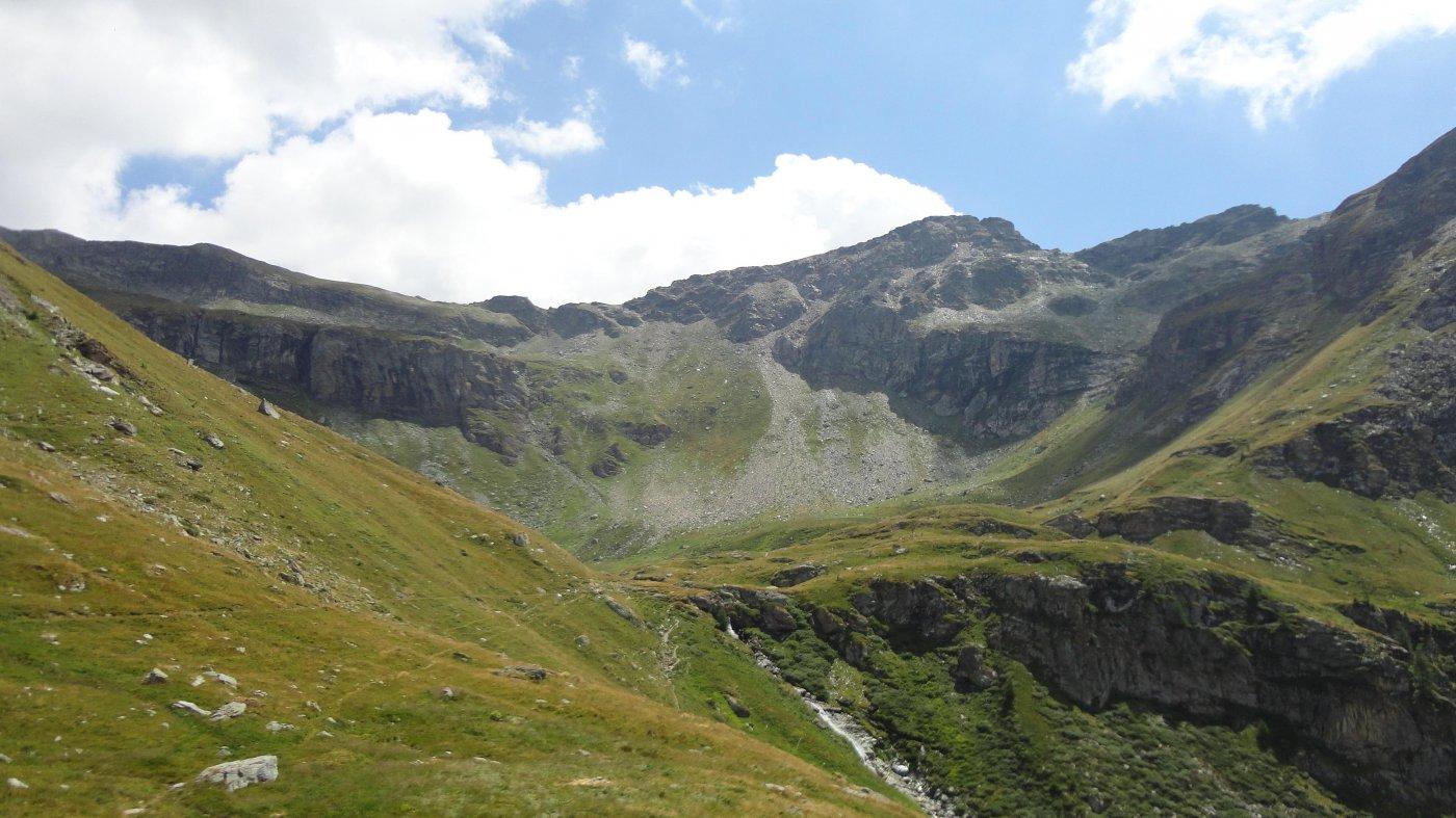 parte alta del vallone Mascognaz