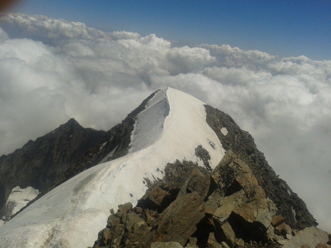 breve cresta nevosa finale