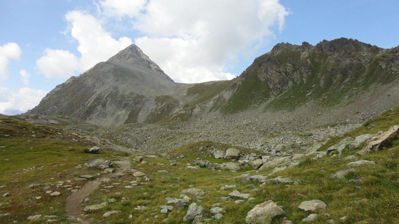 a sx il monte Faroma