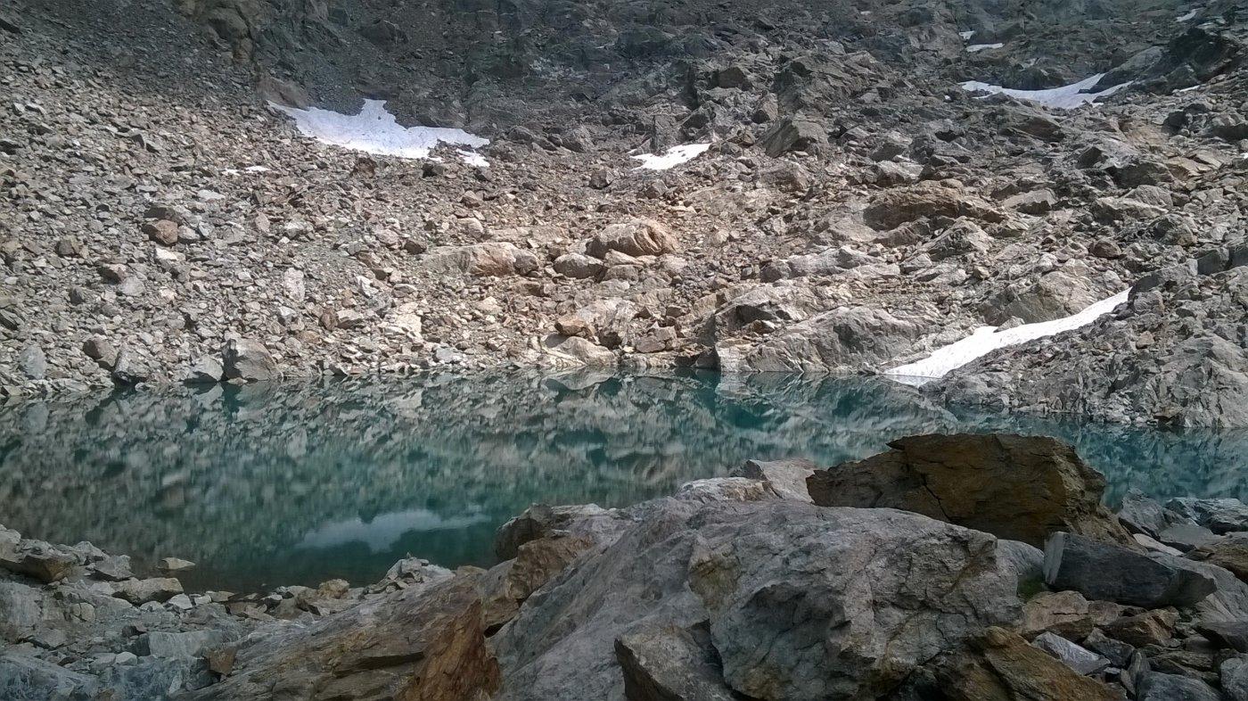 lo splendido lago della nasta