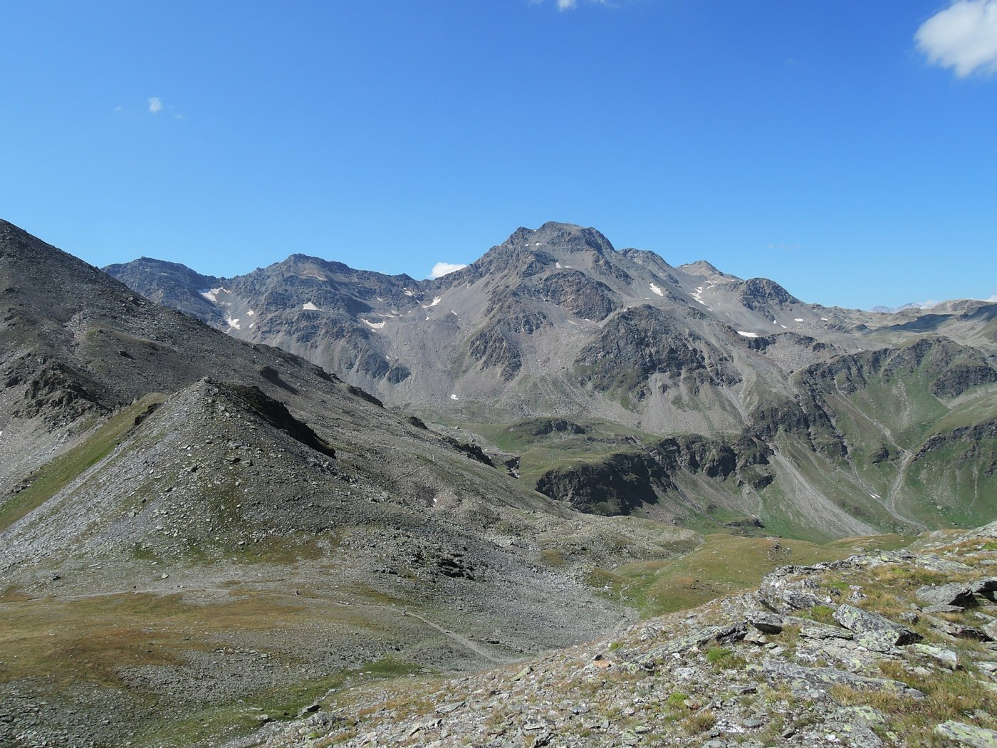 Mattwaldhorn e Sirwoltesattel