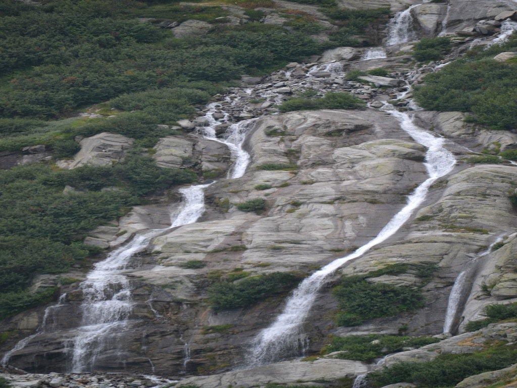 Fantastiche cascate