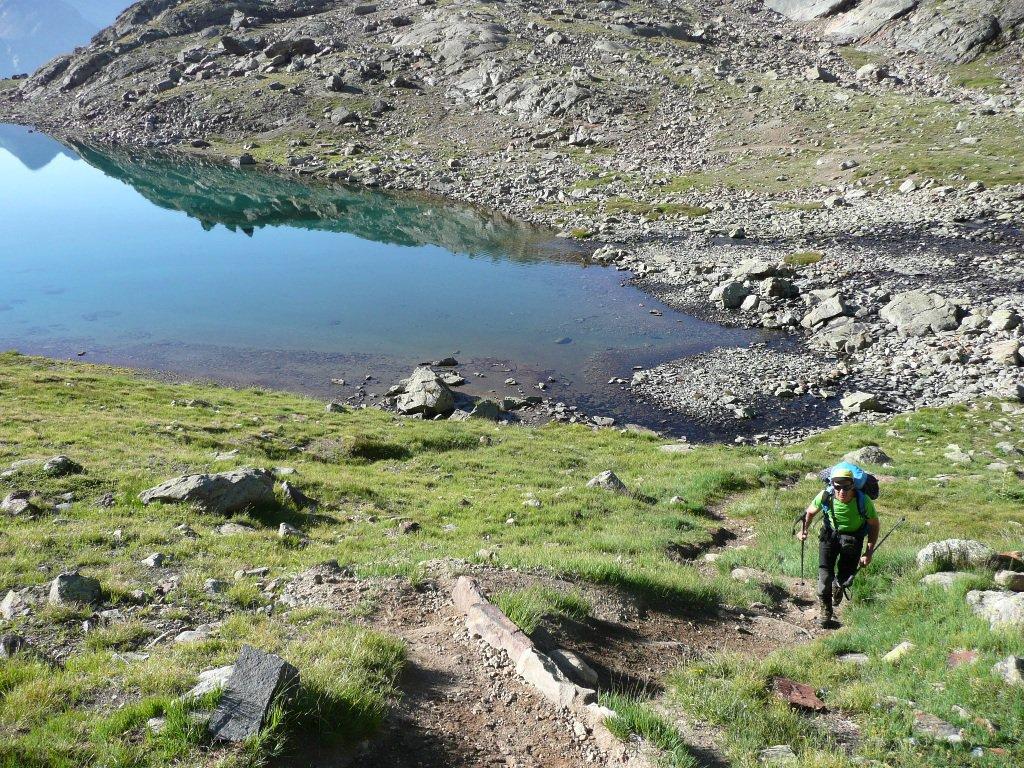 Al lago Lungo