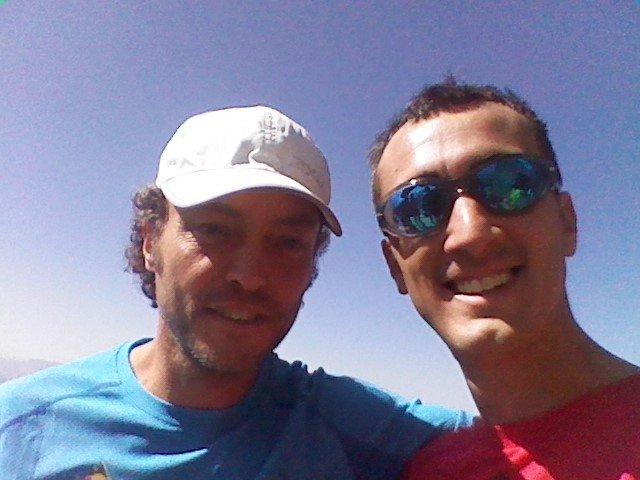 Con Nico Valsesia
