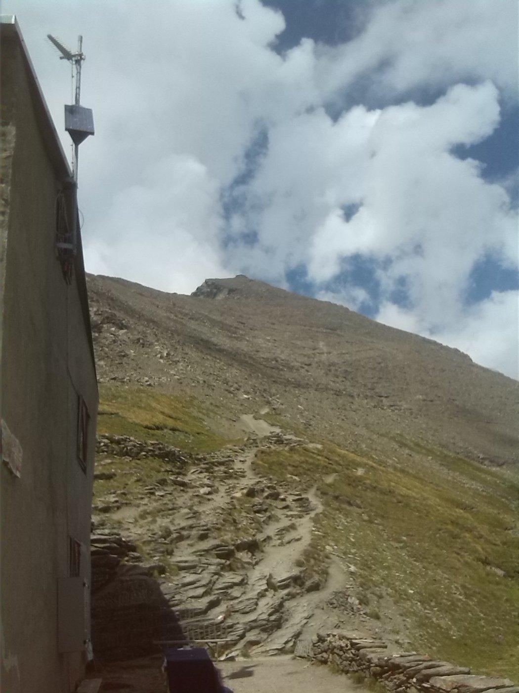 ultimi 700 metri di dislivello