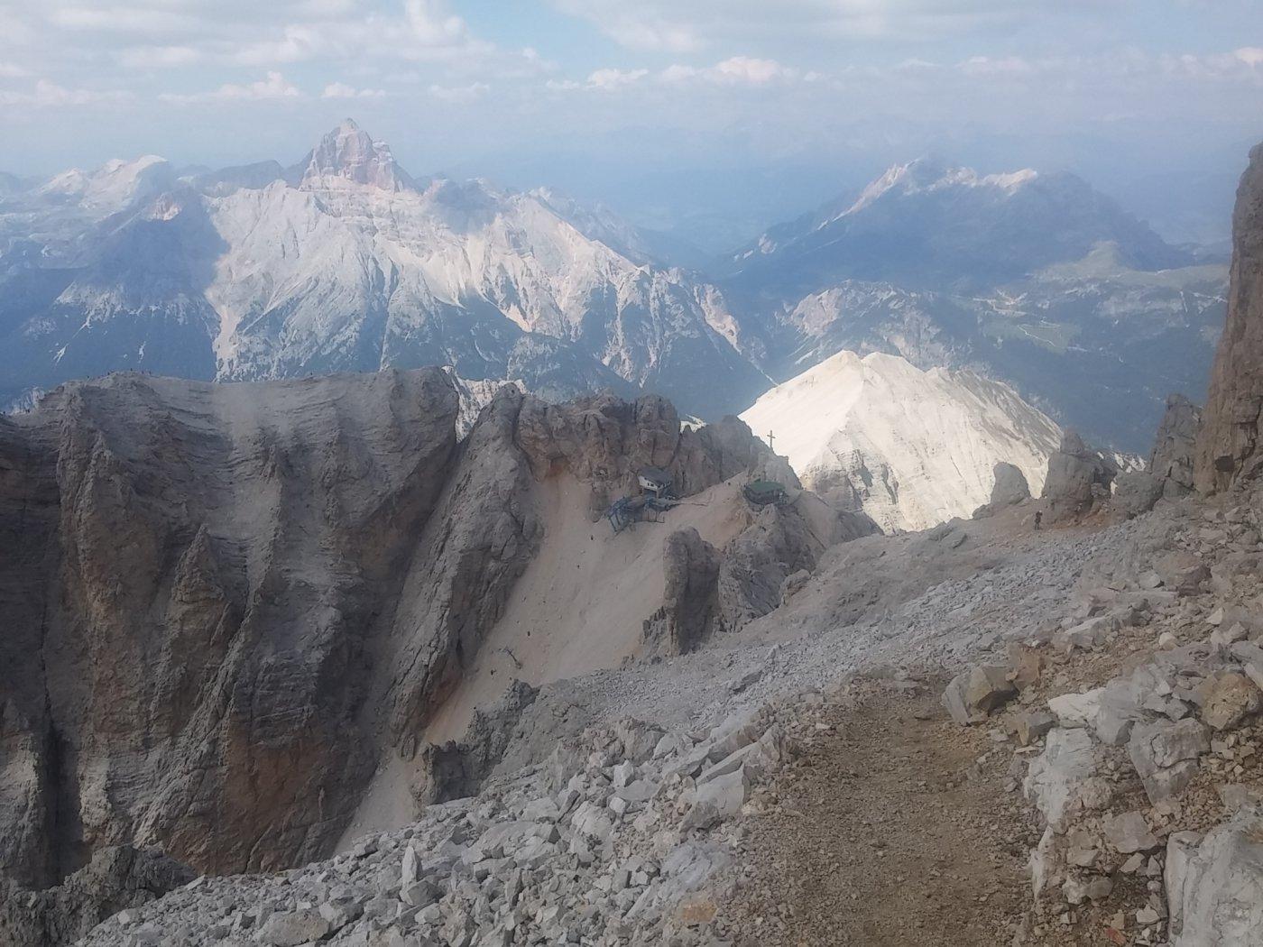 Cristallo (Monte) Cima di Mezzo Marino Bianchi 2015-08-11