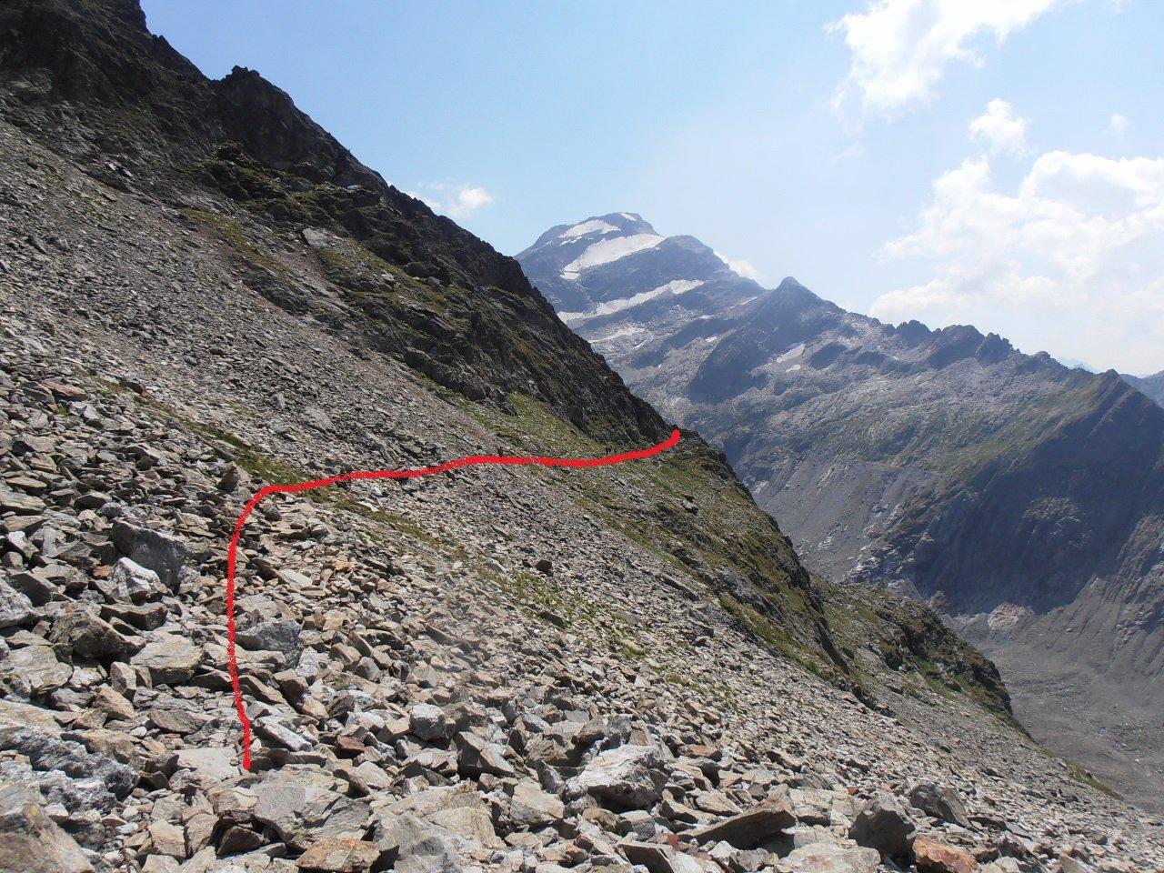 08 - sentiero nelle pietraie
