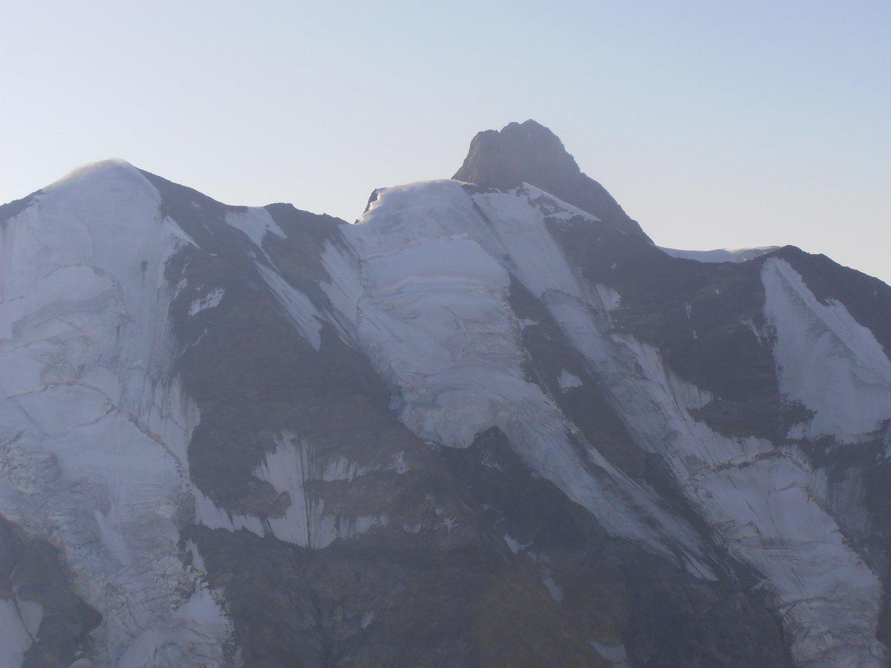 19 - Aguille des Glaciers dalla cima