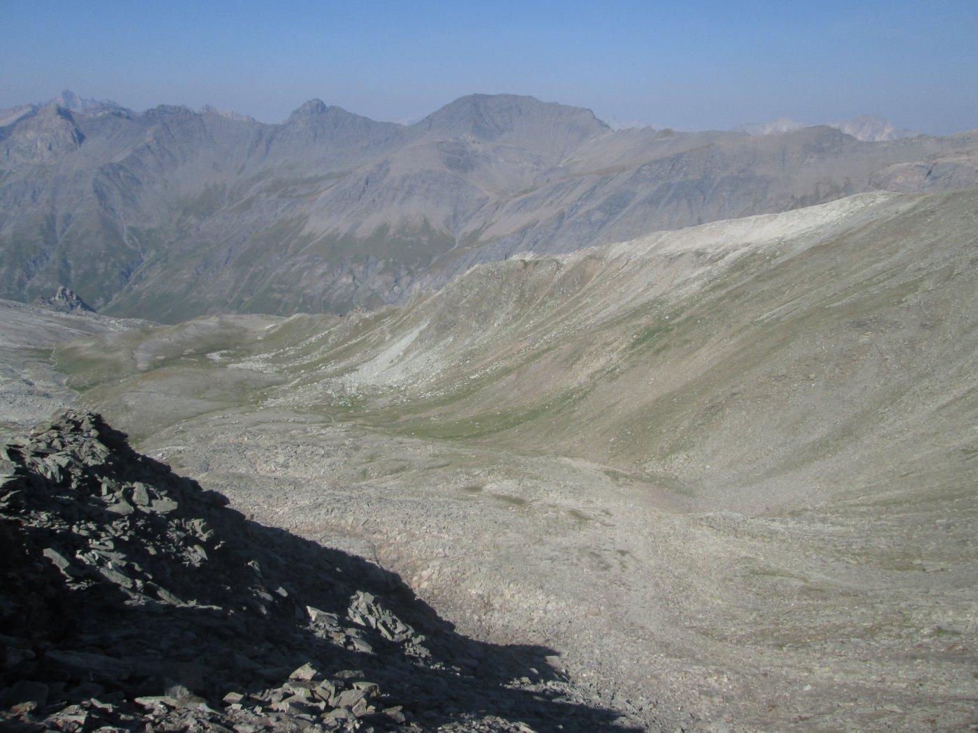 Ciabrera, punta del Lupo, Malacosta e Vallonetto
