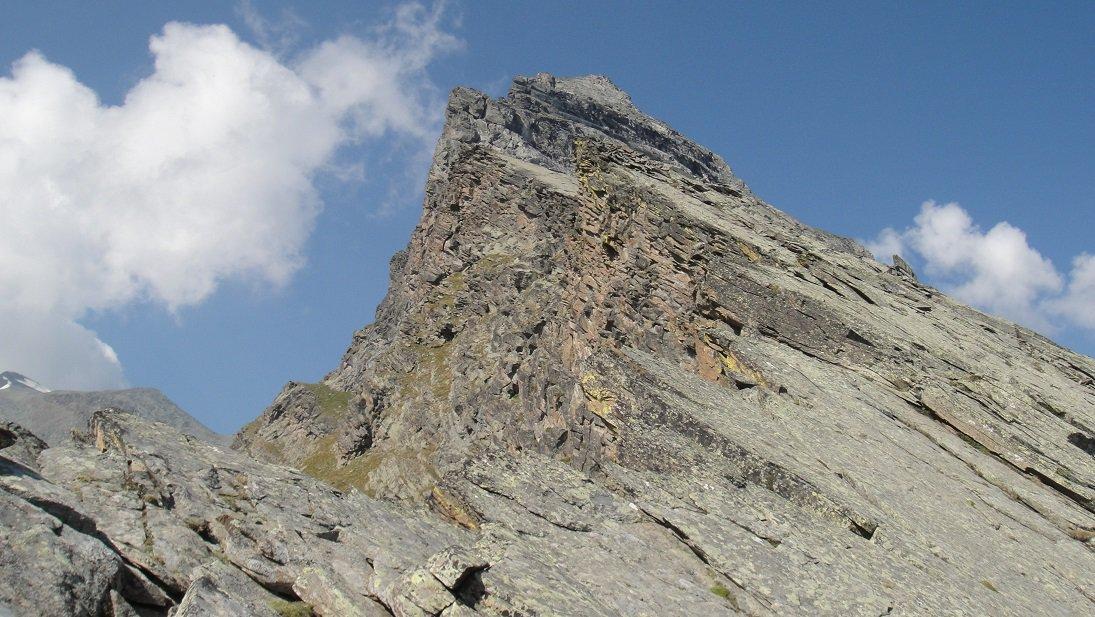 Cresta parte alta