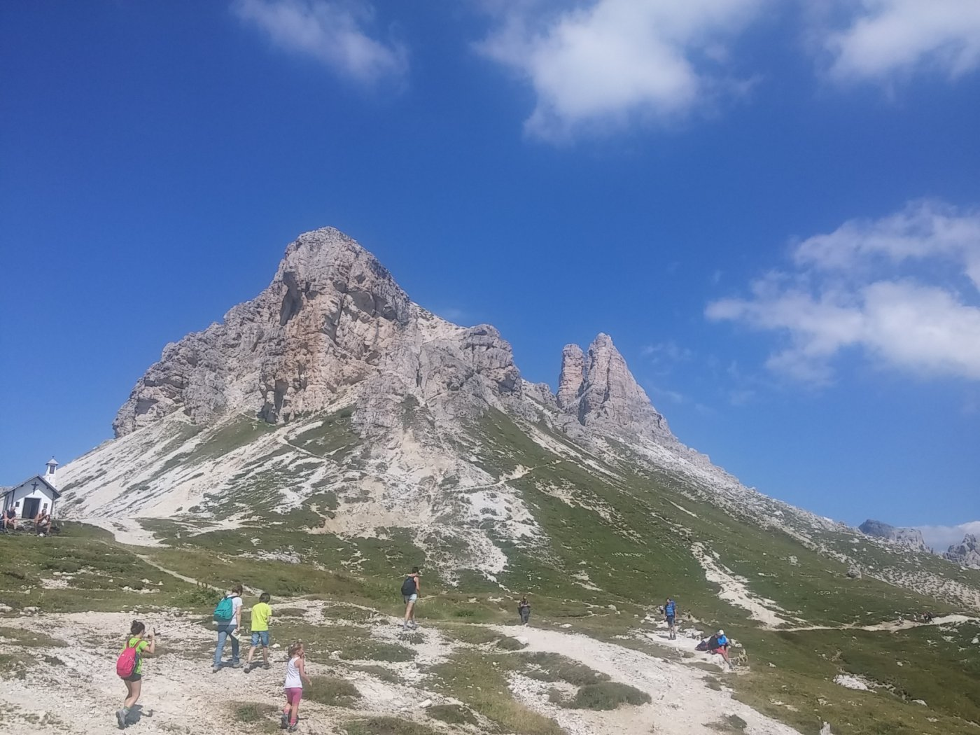 Toblin (Torre di) Ferrata delle Scalette 2015-08-12