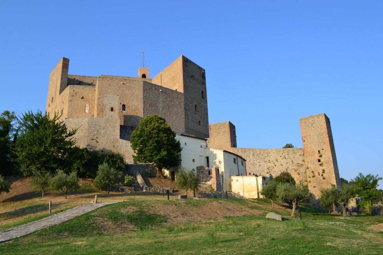 la Rocca di Montefiore