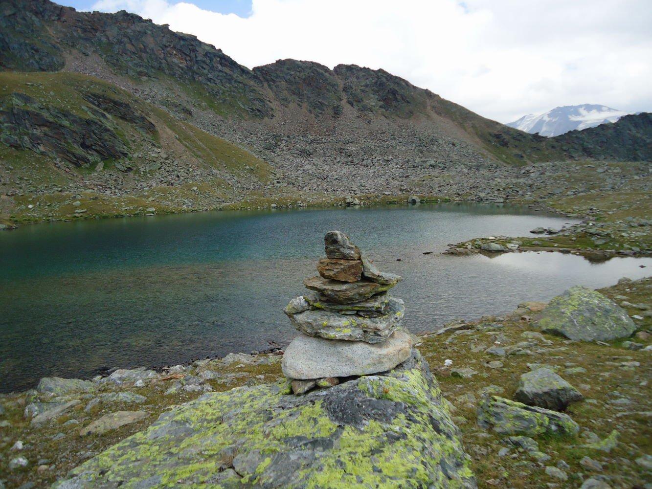 Lago Manzina