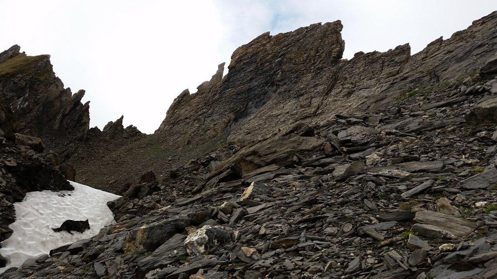 Quasi al Passage, un pezzo di Monument Valley con la Elephant Rock