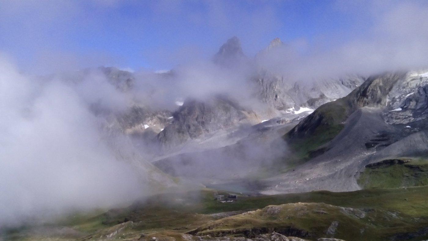 07 - Grande Gliere tra le nuvole